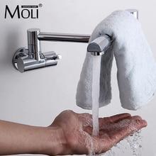 Настенное крепление кран Одной холодной водопроводной воды в Kicthen ванной бассейна раковина