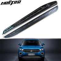 New arrival for Volkswagen TAYRON 2019 running board side step nerf bar,supplied by ISO9001 factory,seller strongly recommended.