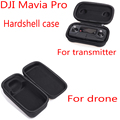 Accessories For DJI Mavic Pro Remote Controller Transmitter & Drone Hardshell Portable Protect Storage Box Case DJI Spare Part
