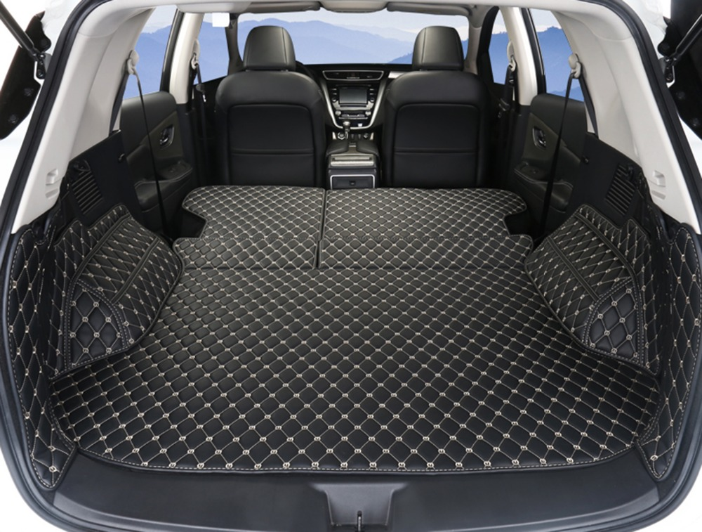 Newest Fashion Mat Best Quality Car Trunk Mat Cabin
