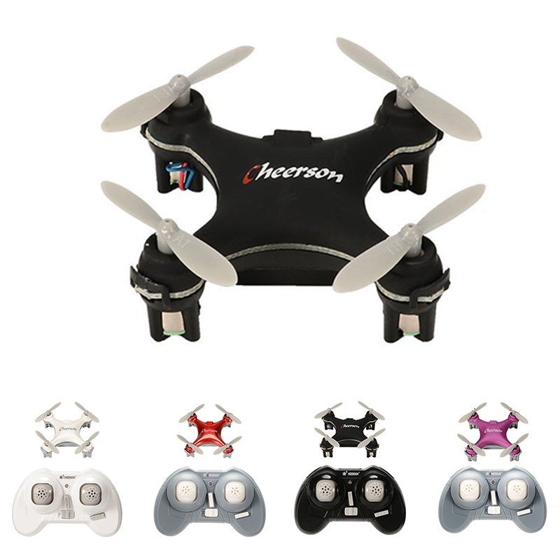 Hot!Cheerson Drone CX-10SE 4CH 3D Flips Gyro Quadcopter Mini Helicopter Copter Toy