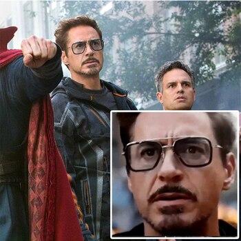 משקפי שמש טוני סטארק לגבר