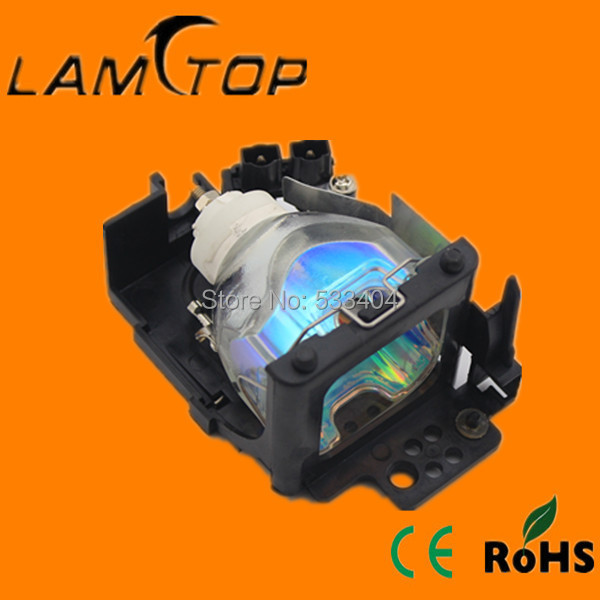 LAMTOP Compatible projector lamp with housing/cage  for  CP-275 lamtop projector lamp with housing cage 317 2531 for 1210s