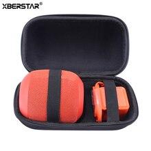 Xberstar защитный чехол для UE Ultimate Ears wonderboom супер портативный динамик bluetooth и зарядное устройство EVA Жесткий Путешествия Carry