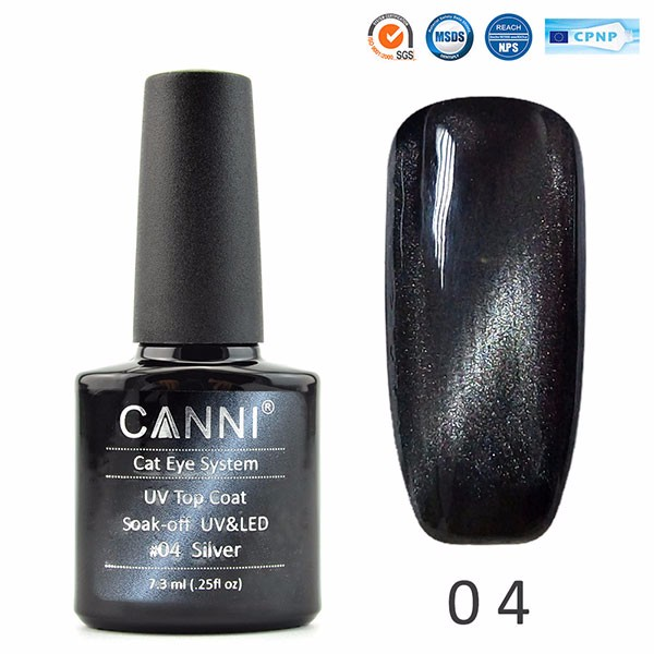 cat eye topcoat