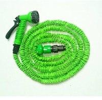 Najwyższej jakości rury nawadniania rozbudowy wąż ogrodowy 100ft wody z dyszą/złącze jak widać na tv free shipping