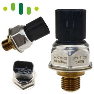 Original Heavy Duty Pressure Sensor Switch For Caterpillar C00 Sensor Gp-Pressure 344-7391 7PP4-3 3447391(China)