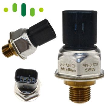 Oryginalny Heavy Duty przełącznik czujnika ciśnienia do ładowarki kołowej Caterpillar C00 czujnik Gp-ciśnienie 344-7391 7PP4-3 3447391 tanie i dobre opinie IVOK Stainless Steel 344-7391 7PP4-3 3447391 3447391C00 7PP43 344-7391 C00 For CAT 5 8*3 5*0 8 Heavy Duty Pressure Sensor