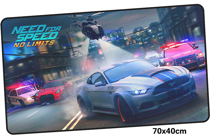 need for speed mousepad gamer 700x400X3MM gaming mouse pad large Popular notebook pc accessories laptop padmouse ergonomic mat
