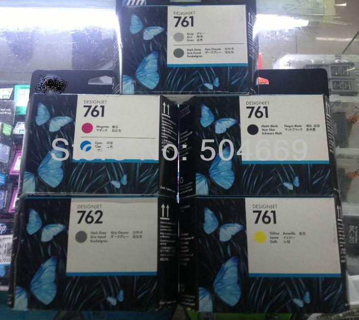 H 761 762 Original print head H Designjet T7100 Original print head CH645 646 647 648A CN074A