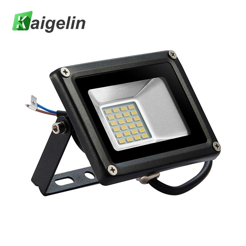 20W LED Flood Light 12V-24V 2200LM Reflektor Floodlight 24 LED SMD 5730 Ip65 Vandtæt LED Spotlight til udendørs belysning