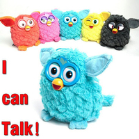 Electronic Pets Interactive Toys Phoebe Firbi Pets Fuby Owl Plush Recording Talking Smart Toy Gifts electronic plush toy