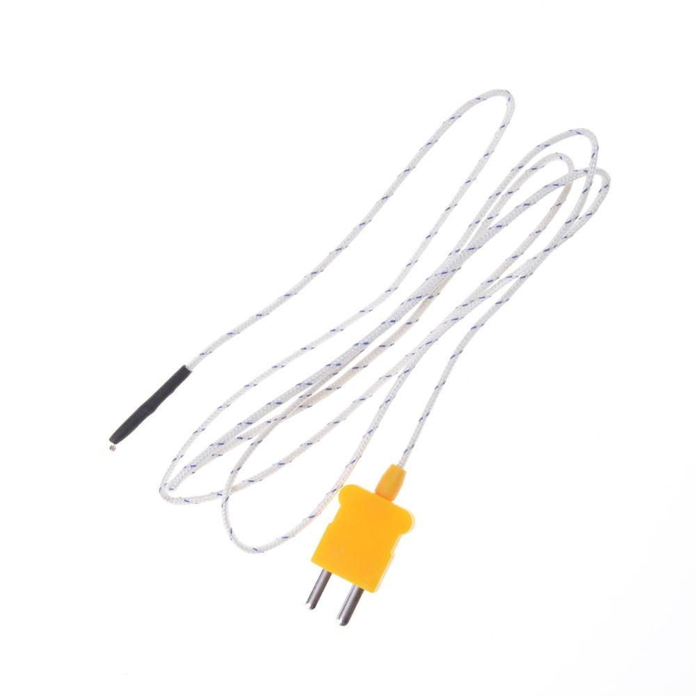 K Type Thermocouple Temperature Sensor 92CM Wire