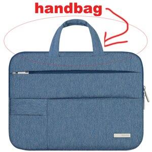 Image 5 - الرجال النساء المحمولة دفتر حقيبة يد الهواء برو 11 12 13 14 15.6 حقيبة لابتوب/كم الحال بالنسبة ديل HP ماك بوك شاومي سطح برو 3 4