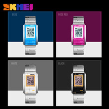 Skmei Couple Watches PC Strip Fashion Digital Watch