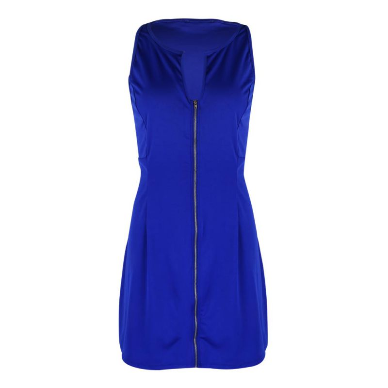 Night <font><b>Club</b></font> Bodycon <font><b>Dresses</b></font> Female New Design Zipper Decoration <font><b>Dress</b></font> <font><b>Sexy</b></font> Mini Party <font><b>Dresses</b></font> Womens Summer <font><b>Dresses</b></font> Plus Size <font><b>5XL</b></font> image