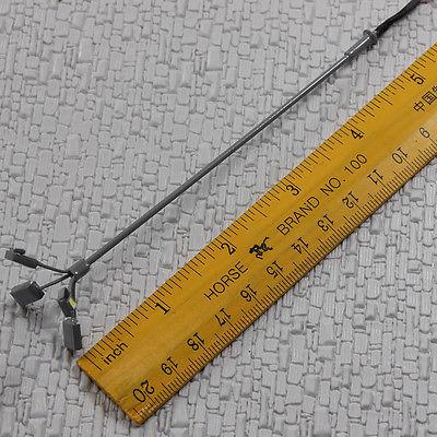 Image 3 - evemodel 5pcs Model Railway Lamppost Lamps Led Street Lgihts Yard OO/HO Scale 12V NEW LSL04 model train 1/87 railway modeling-in Model Building Kits from Toys & Hobbies