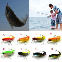 2017 New Crankbait Hard Bait Tight Wobble Slow Floating Lifelike RealSkin Fishing Lure october25