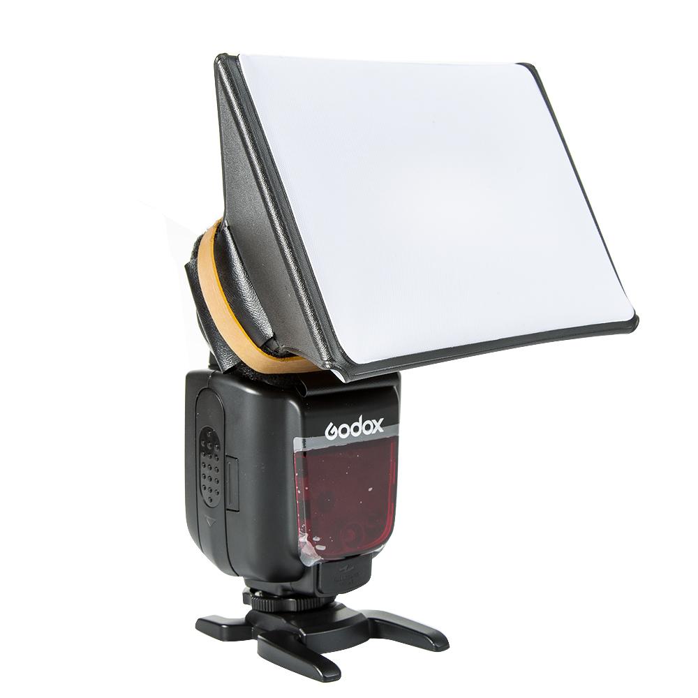 Universal Mini Camera Flash Diffuser Softbox (7)