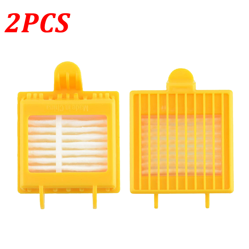 2Pcs Replacement Hepa Filters For IRobot Roomba 700 Series 760 770 780 790 Vacuum Cleaner Spare Parts Accessory Cleaning Filter