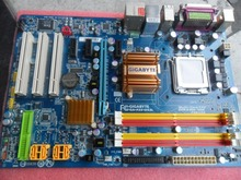 Free shipping / original motherboard for Gigabyte GA-P35-DS3L P35 supports all solid capacitors E2-E8 series CPU 775