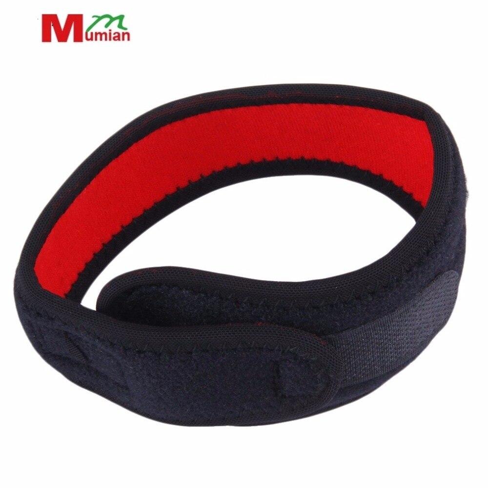 Knee Patella Strap Knee Gym Sports Support Strap Belt Pain Relief Guard Patella Tendon Brace Adjustable Strap