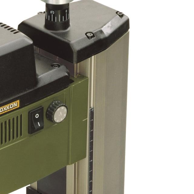 220V 100W PROXXON mini milling machine MF70 bench driller 1
