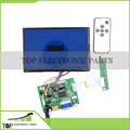 100%Tested For Raspberry Pi 1280*800 N070ICG-LD1 IPS LCD 7 inch LCD Screen Display Remote Driver Control Board 2AV HDMI VGA