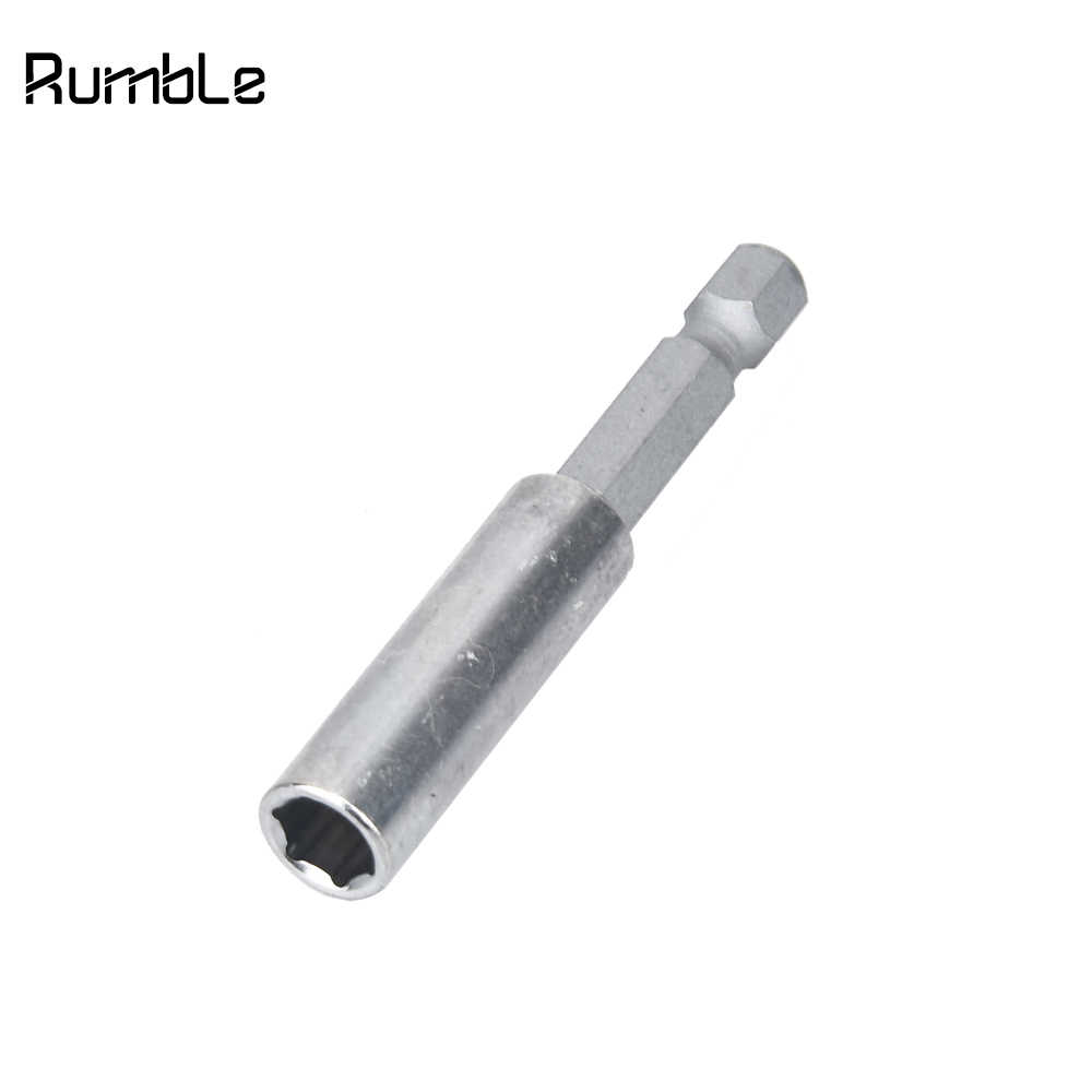 1Pcs Magnetic Extension Bit Set Electric Power Drill Hex Shank Extensions Quick Change Screwdriver Tip Holder Socket Hand Tool