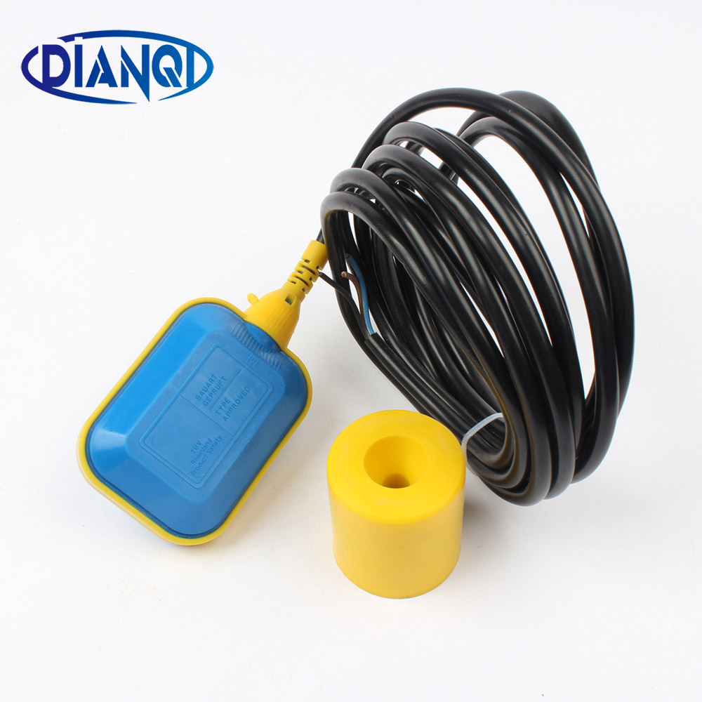 UK221 Water Level Switch Float Switch 5 meter cable 16A controller стоимость