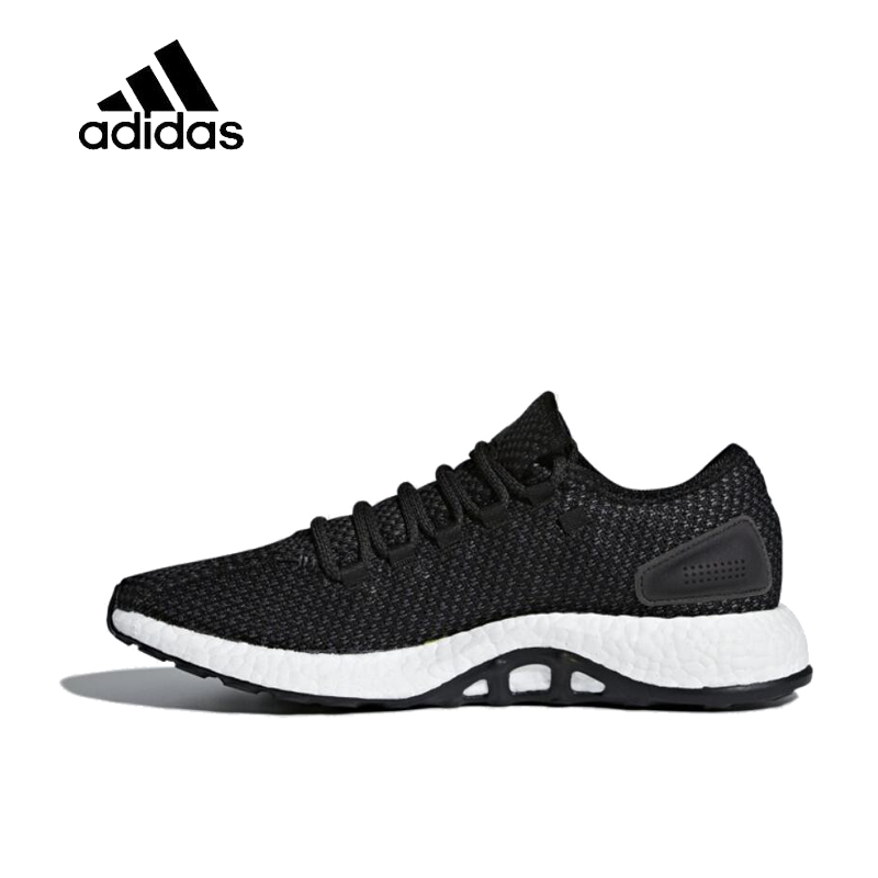 Original Authentic ADIDAS PureBOOST Clima Mens&Women Running Shoes Mesh Breathable Comfortable Support Sport Sneaker UK Size U