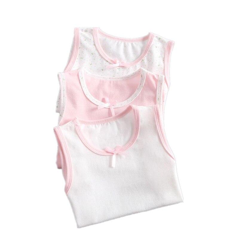 Mädchen Kleidung Vidmid Mädchen ärmel Tanks Westen Kinder Baumwolle Spitze Kleidung Tanks Westen Baby Mädchen Tops Kleidung Für 3-10 Jahre Kinder 4095 01 Mutter & Kinder
