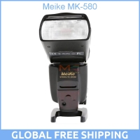 Meike MK 580 MK580 eTTL II/ eTTL/ TTL Flash Speedlite/Speedlight For Canon DSLR Camera for Canon 580EX II 5D III 60D 650D