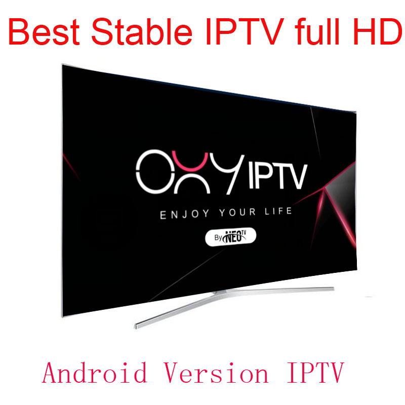 OxyIPTV Arabic French UK Europe IPTV Italy Code IPTV Subscription 7000 Channel And 3000 Films Android USB Wifi TV Box