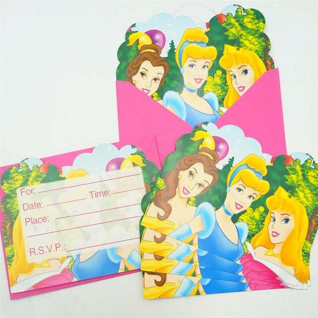 Invitation Card 6pc