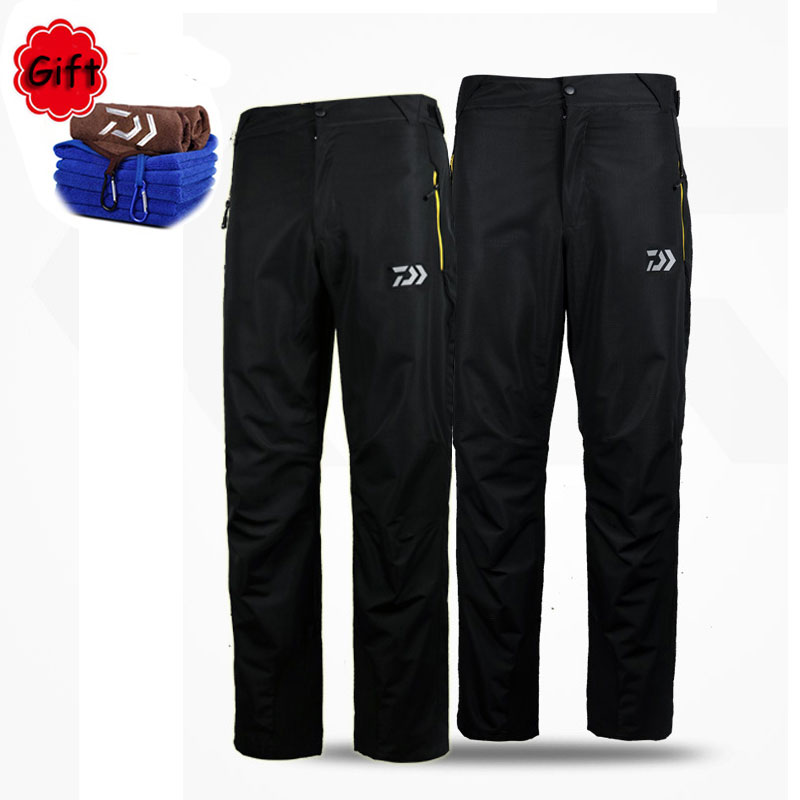 Fishing Clothing Pants Men Outdoor Hiking Camping Climbing Sports Pants Breathable Waterproof Quick Dry Fishing Trousers outdoor sports waterproof dry floating bag for fishing surfing camping 30 litre