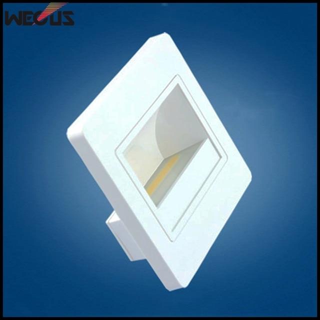 (WECUS) Hotel / KTV engineering special lighting, corridor / hallway / stairs LED86 footlights, highlight COB 2.5W