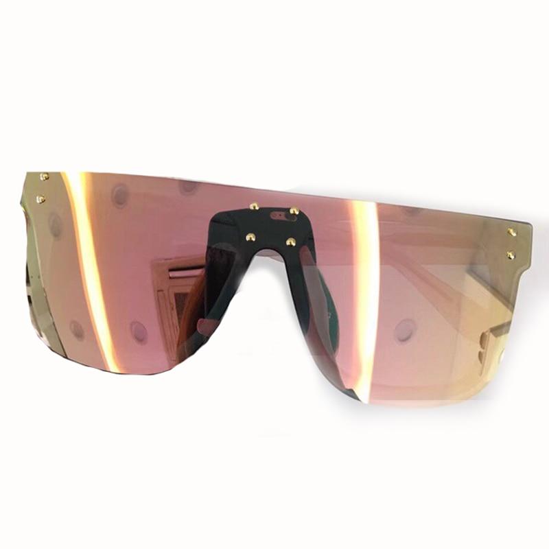 Oculos Sunglasses Sunglasses Sol Sunglasses Feminino Qualität no3 Uv400 Frauen Sonnenbrille No1 Shades Quadrat De no4 no2 Sunglasses Für Alloy Schutz Brillen Hohe Rahmen 0qaUXR