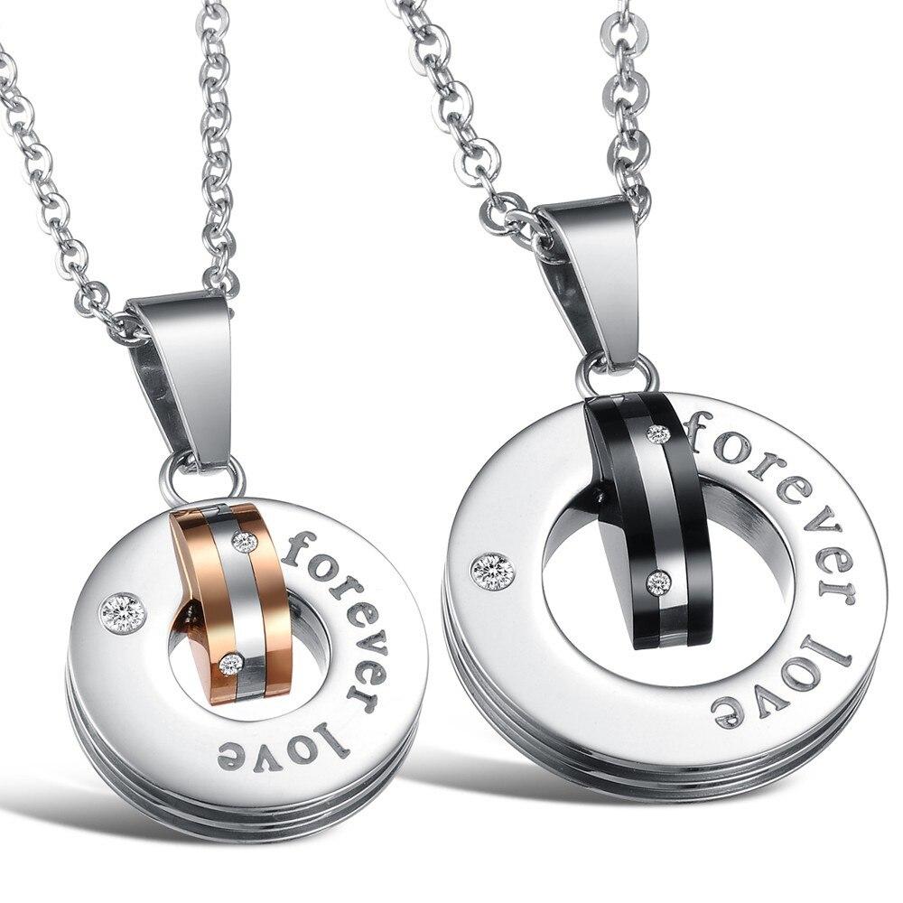 Popular Korean Couple Necklace-Buy Cheap Korean Couple Necklace ...
