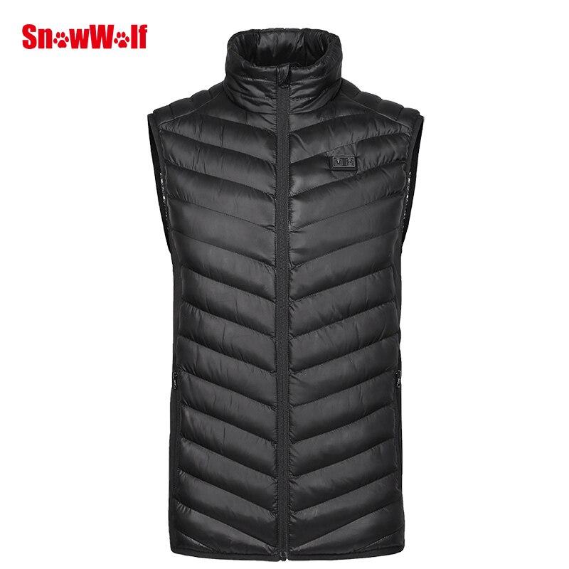 infravermelho aquecimento colete jaqueta inverno fibra de 05