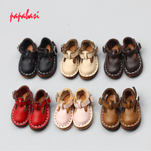 1Pair New Style 3 5cm Doll shoes for joint BJD blyth doll 1 6 30cm 1