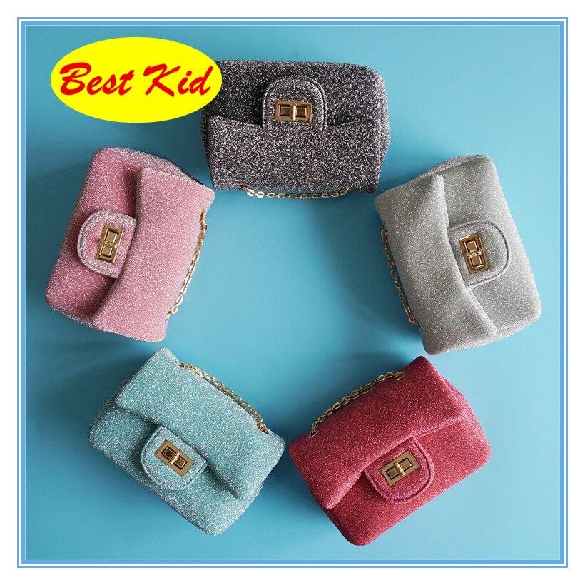 Zielsetzung Bestkid Taschen! Shiny Baumwolle Schulter Taschen Für Kinder Baby Mädchen Kleine Messenger Tasche Kleinkinder Geldbörse Kleines Kind Taschen Smt036 Zu Verkaufen