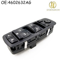 New 4602632AH 4602632AF Master Power Window Door Switch For Jeep Liberty for Dodge Journey Nitro 4602632AG