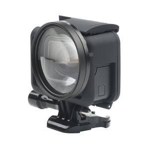 Image 3 - SHOOT 52mm Magnifier Macro Close Up Lens for GoPro Hero 7 6 5 Black Action Camera Mount for Go Pro Hero 7 6 5 Accessories Kits