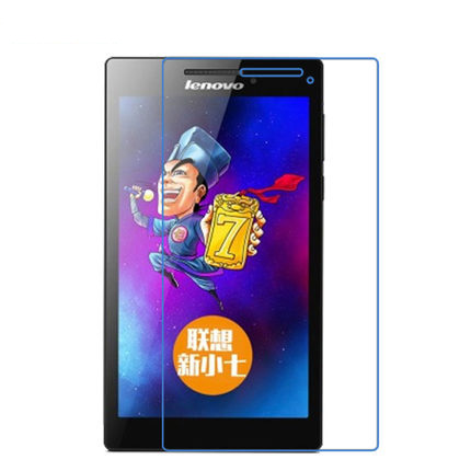 """Pack Of 1 Clear Tablet Screen Protector Guard For 7/"""" Lenovo Tab 2 A7-20"""