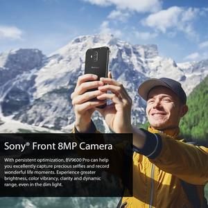 "Image 3 - Blackview BV9600 Pro Водонепроницаемый мобильный телефон с IP68 Helio P60 6 ГБ + 128 ГБ 6,21 ""19:9 FHD AMOLED 5580 мАч Android 8,1 смартфон с NFC"