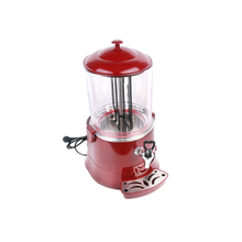 Hot Chocolate Machine 10L 110V-220V Electric Baine Marie Mixer chocofairy Coffee Milk Wine Tea Dispenser Machine Fast Shipping commercial hot chocolate machine 10l electric baine marie mixer chocofairy dispenser machine