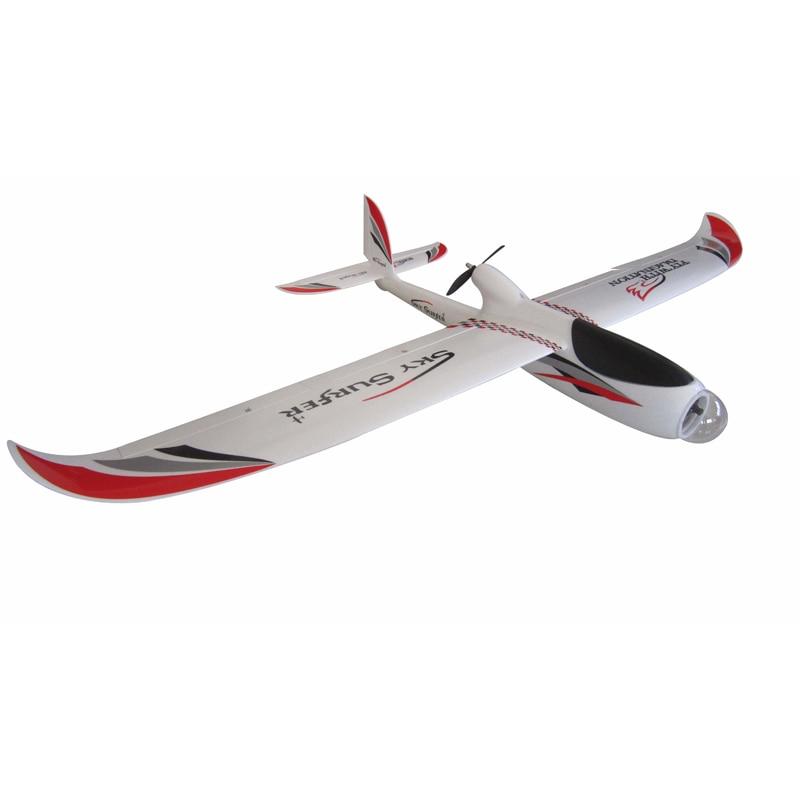 New 2000mm 2M FPV skysurfer glider radio control airplanes aeromodelling RC plane remote control toys hobby model aircraft fpv x uav talon uav 1720mm fpv plane gray white version flying glider epo modle rc model airplane
