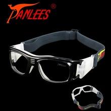 Brand Warranty! Man Racquetball Sports Basketball Football Dribble Prescription optical safety Eyeglasses Glasses Goggle free sh