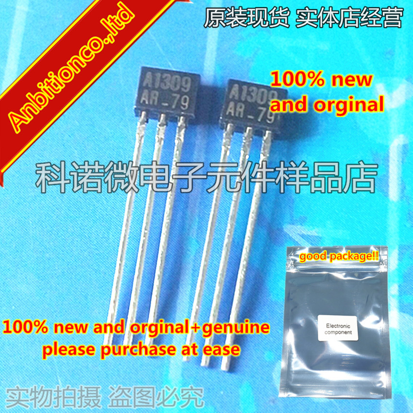 10pcs 100% New And Orginal 2SA1309 A1309 TO-92 2SA1309A-R In Stock